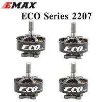 EMAX ECO 2207 1700KV 1900KV 2400KV Motor CW for FPV RACER Quadcopter Kvadrokopter RC Drone Aircraft