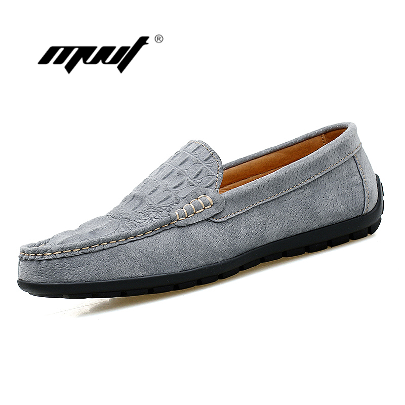 High quality Brand Designer Men Loafers Summer Men Casual Shoes Handmade Soft Moccasins Leather Shoes Men Flats Driving Shoes brand summer causal shoes men loafers genuine leather moccasins driving shoes high quality flats for man big size 36 44 lb b0013