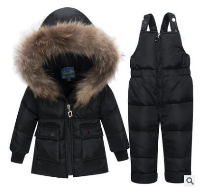 -30 Winter Big Fur Collar...