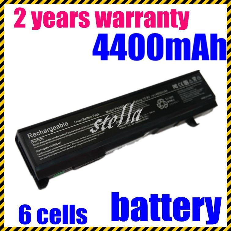 JIGU For Toshiba PA3465U battery PABAS069 PA3457U-1BRS Satellite A80 A85 A100 A105 A110 M45 M50 M55 M70 battery