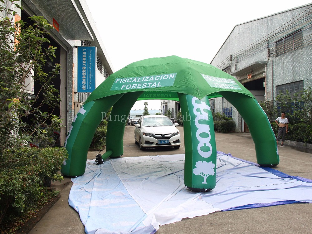inflatable canopy tent,inflatable turtle shaped tent,durable inflatable advertising spider tent 6m 20Ft. toy tent 6x3mh inflatable spider tent advertising inflatable tent inflatable party tent outdoor events tent