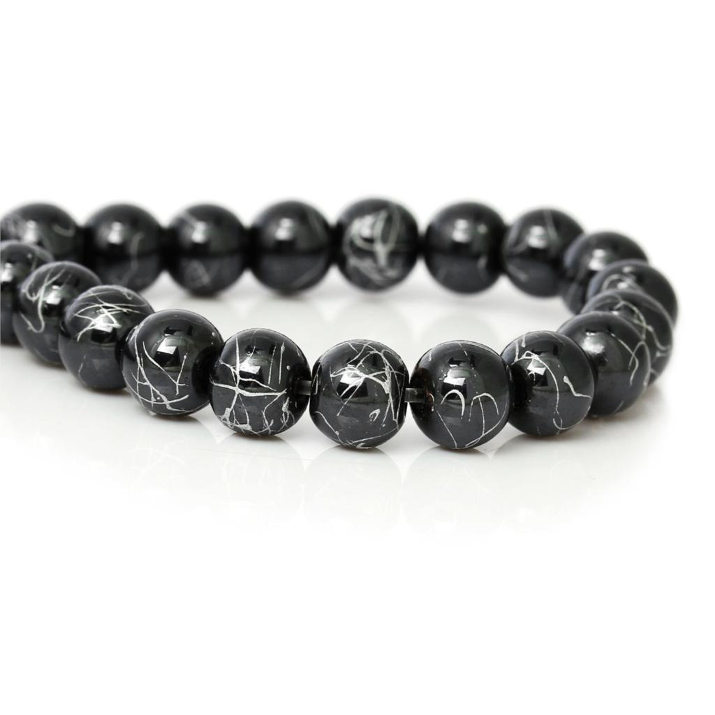 Wholesale Non-Magnetic Synthetic Hematite Beads Strands ...  |Hematite Beads