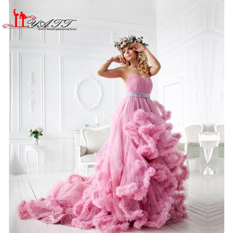 Excepcional Vestido De Novia Blanco Con Rosas Rojas Galería - Ideas ...