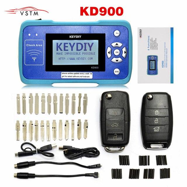 New Remote Strumento KD900 Maker Remoto il Best Strumento per il Controllo Remoto Del Mondo di Aggiornamento On Line Programmatore Chiave Auto