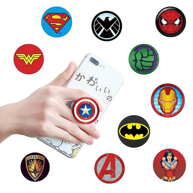 Superhero Popsockets