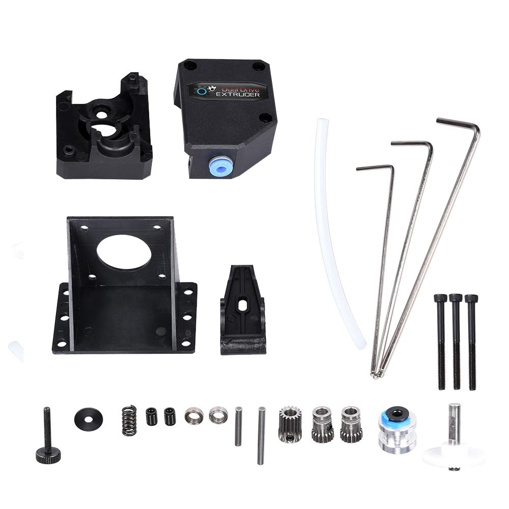 Extrudeuse à distance de Filament du conducteur 1.75mm d'extrudeuse de Bowden de double vitesse d'extrudeuse de BIGTREEETECH BMG pour l'imprimante 3D de CR10 RepRap MK8