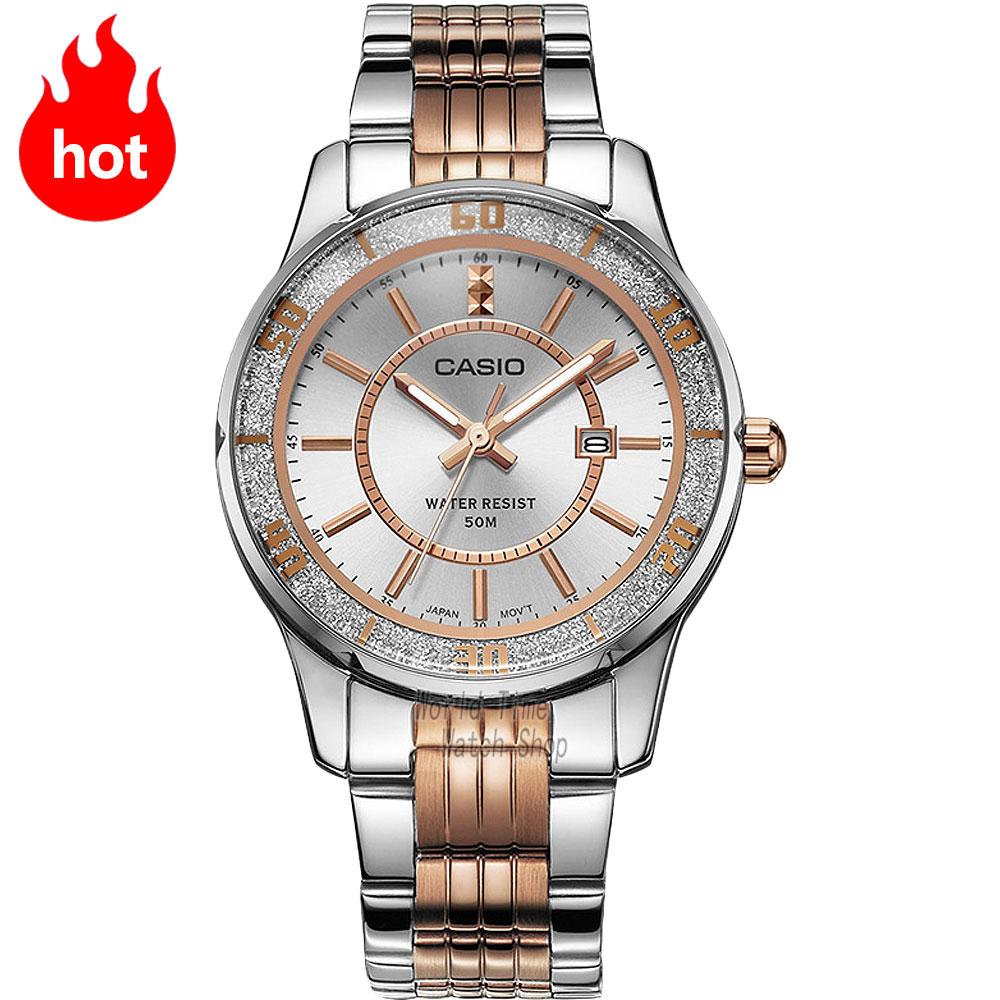 ФОТО Casio watch Fashion trend quartz watch LTP-1358RG-7A LTP-1358SG-7A LTP-1359D-4A LTP-1359D-7A LTP-1359G-7A LTP-1359L-7A