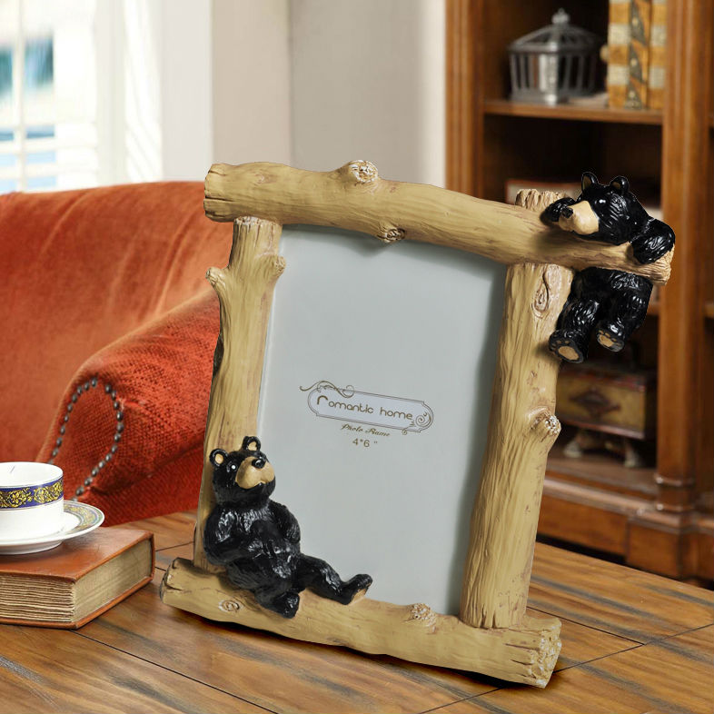 country style picture frames