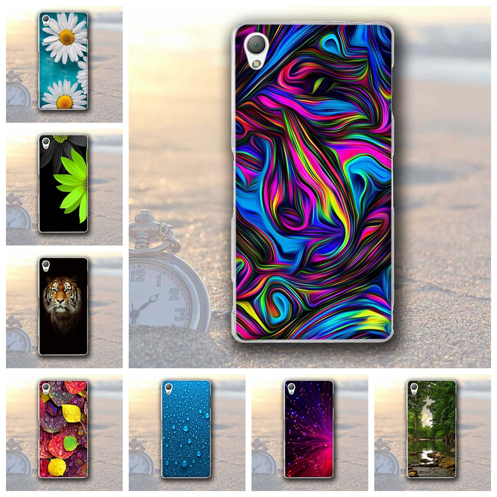 Luxury Mobile <font><b>Phone</b></font> <font><b>Case</b></font> For <font><b>Sony</b></font> Xperia <font><b>Z3</b></font> L55u L55t <font><b>D6603</b></font> D6643 D6653 D6616 D6633 <font><b>Cases</b></font> Soft Silicone Cover for <font><b>Sony</b></font> Xperia <font><b>Z3</b></font>