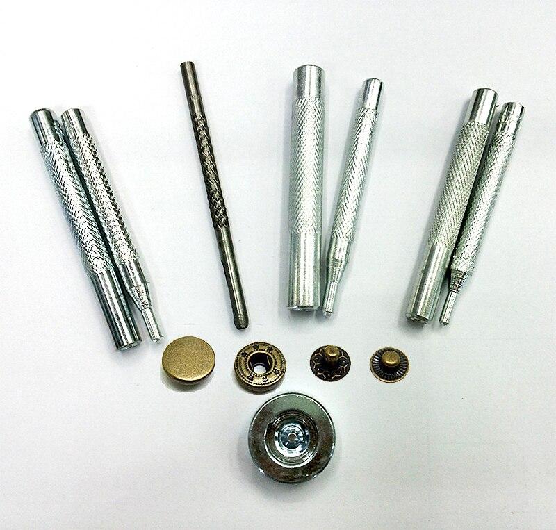 831.633.655.Snap установки крепления инструменты DIY craft Пряжка плесень. Hand инструменты. упакованы для продажи.