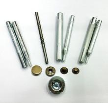 831. 633.655 Sihetun installation tool. Handmade DIY snaps General mold. Hand knock
