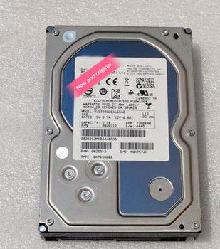100%New In box  3 year warranty  2TB HUS723020ALS640 2T 3.5inch 64M SAS Need more angles photos, please contact me