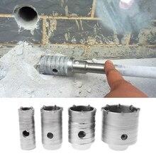 30/40/50/65 мм SDS бетонный цементный с изображением каменной стены кольцевая пила S18 и Прямая поставка