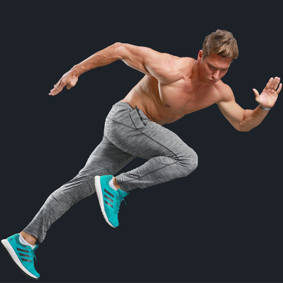 Trousers Workout-Pants Running Gym Men for Male Bodyboulding Loose Men's Mans