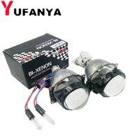 3.0 inch Q7 bixenon projector lens Koito q5 modify car headlight retrofit accessory with univeral car use Q7 xenon special bulb