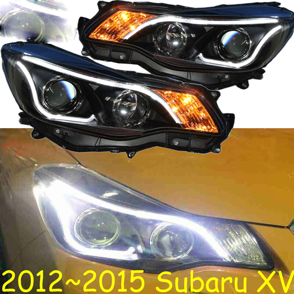 HID,2012~2015,Car Styling,XV Headlight,Tribeca,baja,brz,impreza,justy,legacy,WRX,Loyale,xv Crosstrek;XV head lamp;X V