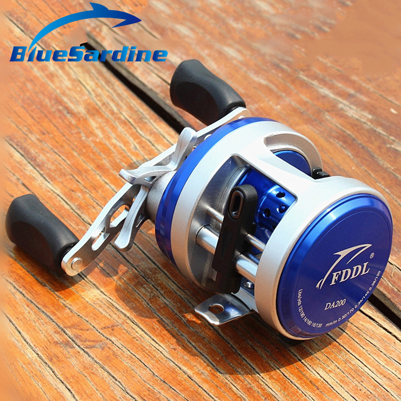11+1BB 4.7:1 Bait Casting Reel Metal Left Right Hand Cast Drum Wheel Surfcasting Trolling Sea Baitcasting Fishing Reel new 12bb left right handle drum saltwater fishing reel baitcasting saltwater sea fishing reels bait casting cast drum wheel