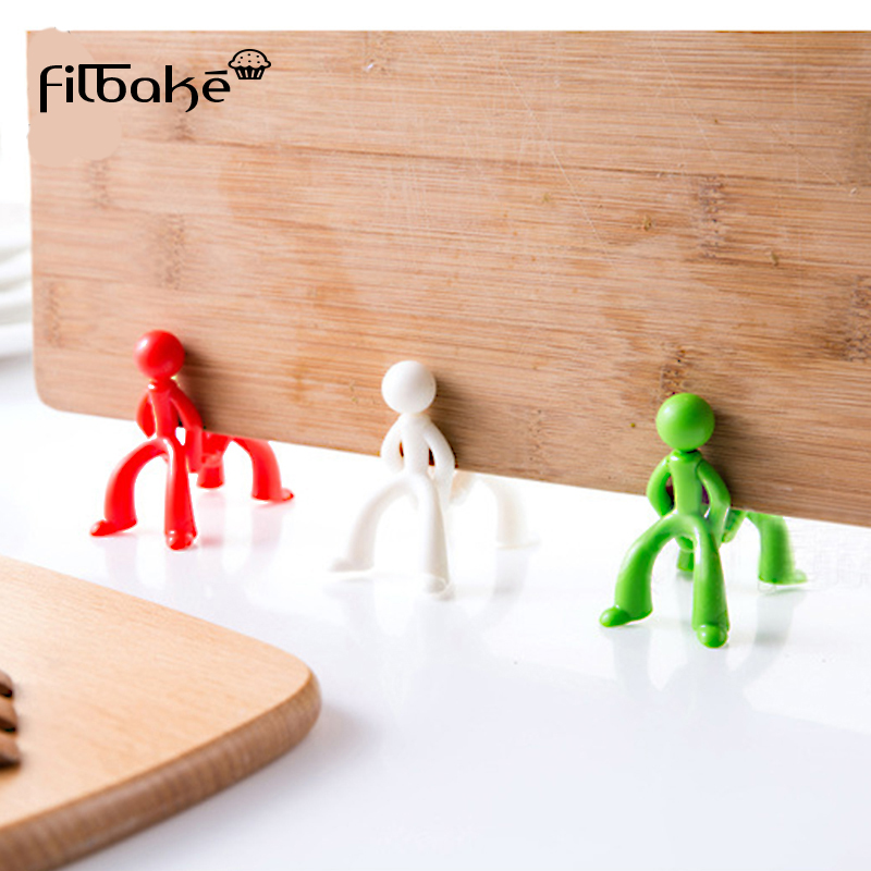 FILBAKE 1pcs Creative SIMS Cutting Board Frame Chopping Block  Bracket Chopping Boards Stents Brackets Kitchen Accessories