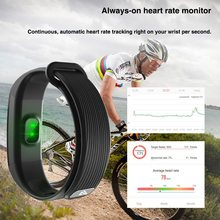 Makibes HR1 Bluetooth Fitness Activity Tracker Heart Rate Monitor 0.96″ OLED Wristband For Android ios