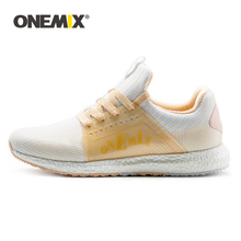 ONEMIX Women Running Shoes For Men Casual Sneakers Lightweight Comfortable Damping Skateboarding Tennis Jogging