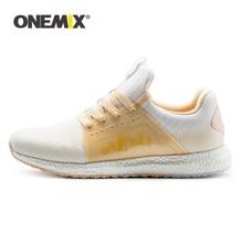 купить ONEMIX Women Running Shoes For Men Casual Sneakers Lightweight Comfortable Damping Skateboarding Tennis Shoes For Jogging дешево