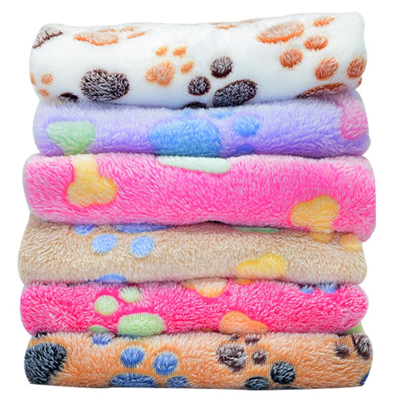 Manta suave de lana para para perros y gatos 1