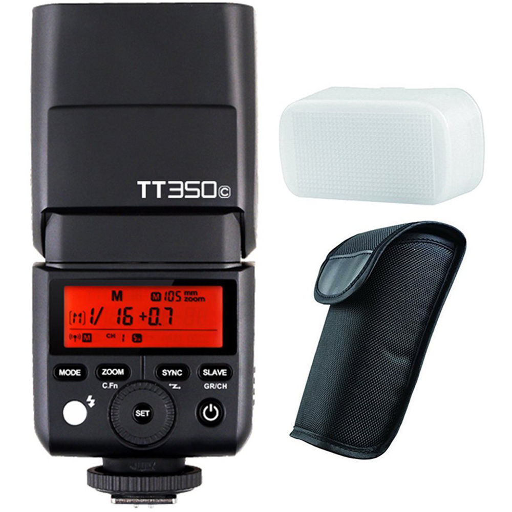 Godox TT350 C Мини Thinklite ttl вспышка для камер Canon