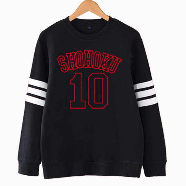 ef9b719ff78 2019 hot sale Autumn and winter Cardigan Hoodie Jacket clothing Slam Dunk  men women shohoku casual long sleeve sweatshirts