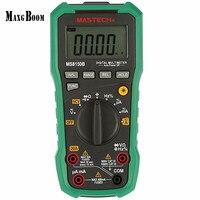 1pcs Mastech MS8150D Digital Multimeter Auto Range Ture RMS Handheld Portable Tester Meter Electrical Instrument Diagnostic