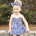 Girls Dress 2016 New Brand Princess Dress Kids Clothes Lemon Print Design for Girls Dress Children Clothes