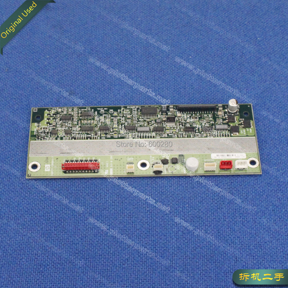C6074-60407 C6074-60284 C6071-60004 HP DesignJet 1050C 1055CM ISS PC board used