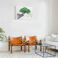 Happiness tree string art Living room decorative wall art 3D diamond painting Sofa decoration painting diy kits novel gifts home