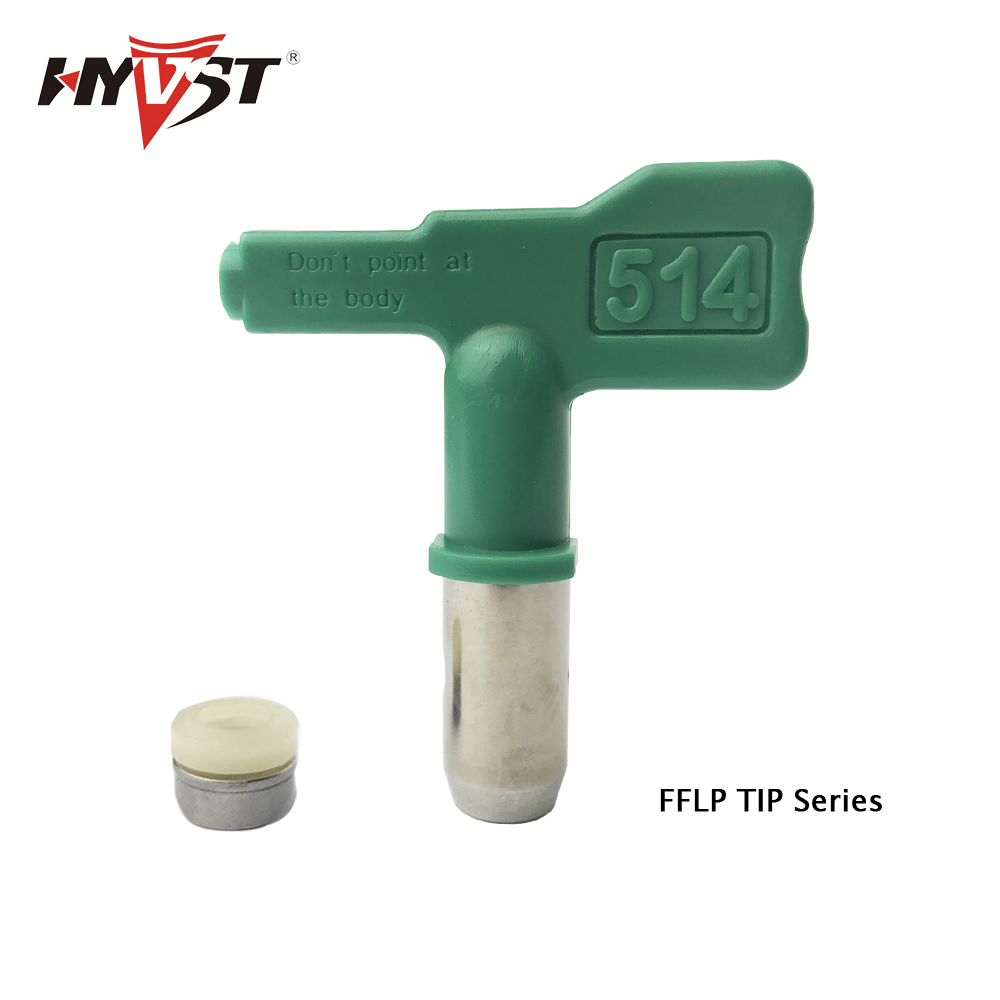 New Airless paint sprayer FFLP tip nozzle Low Pressure Tip ( FFLP 514)  Paint Sprayer Tools