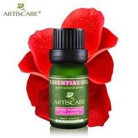100% натуральное эфирное масло розы 10 мл увлажняющий и увлажняющий отбеливающий массажные масла Уход за кожей лица сафьян чистая Роза масло