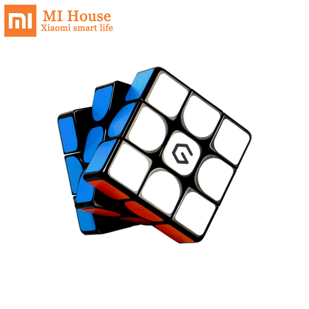 Xiaomi Mijia Giiker Magnetic Cube M3 Magic Rubik Puzzles Educational Toys for Kids Adult Work With Giiker Phone App Xiaomi Mijia Giiker Magnetic Cube M3 Magic Rubik Puzzles Educational Toys for Kids Adult Work With Giiker Phone App