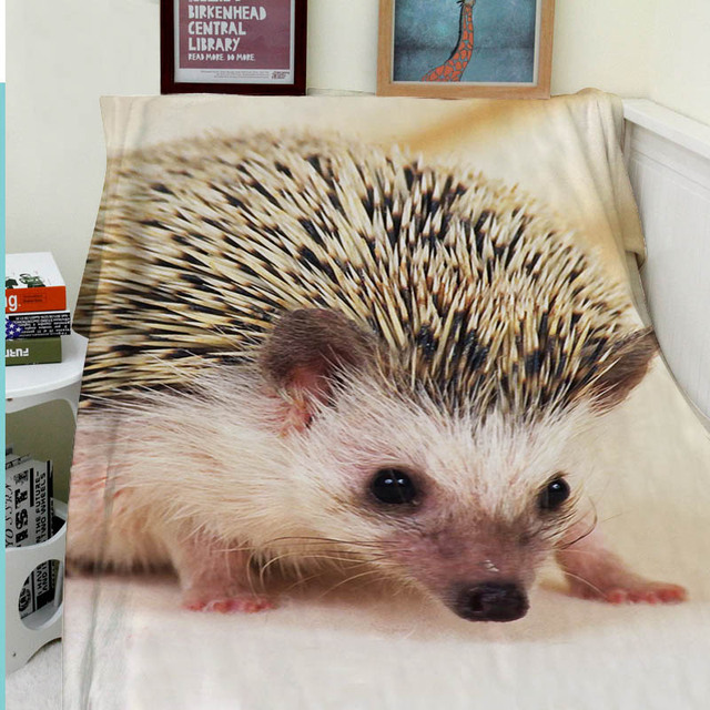 Blankets-Comfort-Warmth-Soft-Cozy-Air-conditioning-Easy-Care-Machine-Wash-Funny-Hedgehog.jpg_640x640.jpg