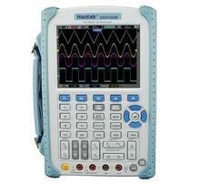 Hantek DSO1202B 2 قنوات ملتقط الذبذبات الرقمي 200Mhz عرض النطاق الترددي يده USB Osciloscopio DMM متعدد 1GSa/s معدل العينة