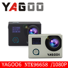 Последним в Исходном yagoo6 Действий Камеры WI-FI 20MP Full HD 1080 P 30FPS 2.0 «ЖК-Дайвинг 30 М Водонепроницаемый Спорт камера мини-камера DV