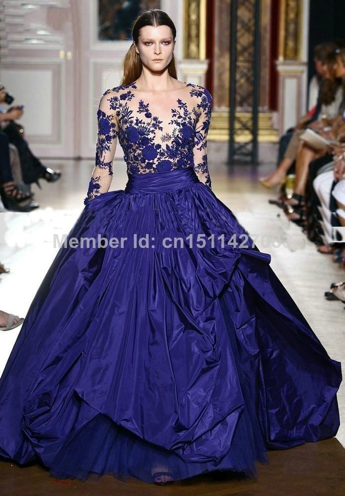 Bonito Marina Vestidos De Azul Prom 2014 Imágenes - Ideas para el ...