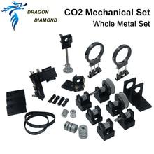 CO2 Laser Metal Parts…