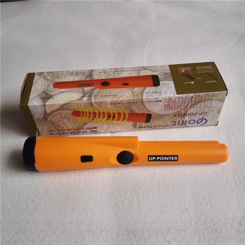 New Arrived Pro-Pointer Metal Detector Pinpointer Detector Pinpointing GP-Pointer Mini Hand Held Pro Pointer Big Promotion  цены