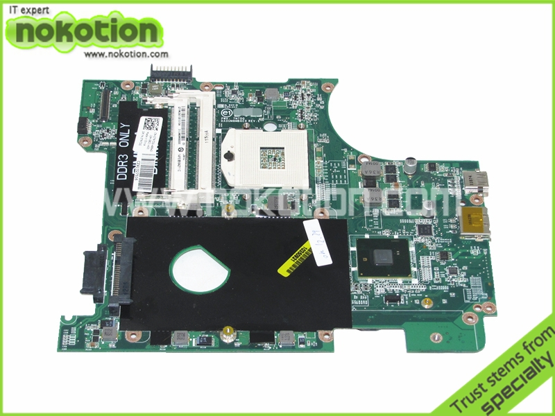 LAPTOP MOTHERBOARD FOR DELL INSPIRON 14R N4010 MOTHER BOARDS 7NTDG CN-07NTDG Intel HM55 DDR3 DA0UM8MB6E0 MAINBOARD FULL TESTED