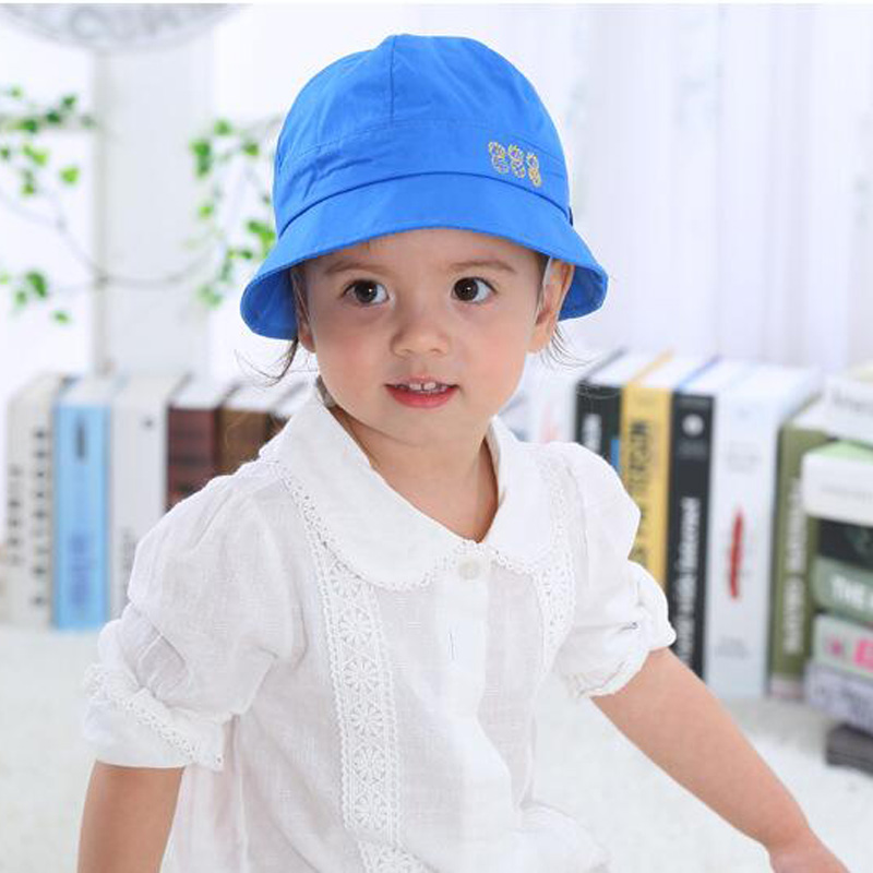 Kids Baby Girls Boys Knitted Hats Cute solid colour Hat Soft spring fashion Baby cotton Hats Baby Accessaries GH244