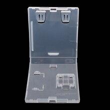 10 Stuks Veel Hoge Kwaliteit Game Card Case Box Voor N D S Lite Voor N D S L Voor N D S Opbergdoos