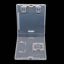 10 pcs a lot High Quality Game Card Case Box For N D S Lite For N D S L For N D S Storage Box