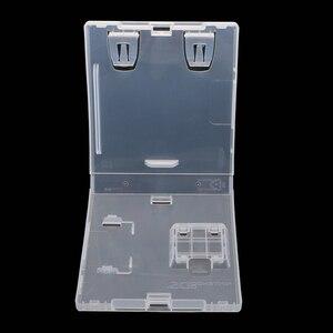 Image 1 - Estuche de tarjetas de juego para N D S Lite, caja de almacenamiento para N D S L, 10 Uds.