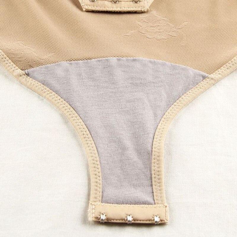 Women's Tummy Control Underbust Slimming Underwear Shapewear Body Shaper Control Waist Cincher Firm Bodysuits 2018 New Fashion 5