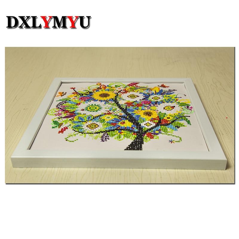 Diy diamant broderi pinne borra korsstygn 5d diamant målning - Konst, hantverk och sömnad - Foto 3