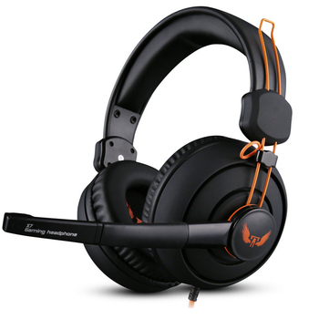 X7 Noise Cancellation Deep Bass Stereo Surround Gamer Head Phone Game Headset Gaming Headphones With Microphone Volume Control