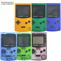 2 7 GB Boy Classic Color Handheld Game Console Game Player With Backlit 66 Built In